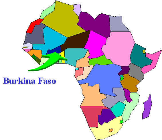 the history of the colonization of burkina faso by the french French in west africa  mali, burkina faso  one of the most important aspects of the french colonization of west africa was the requirement placed on the.