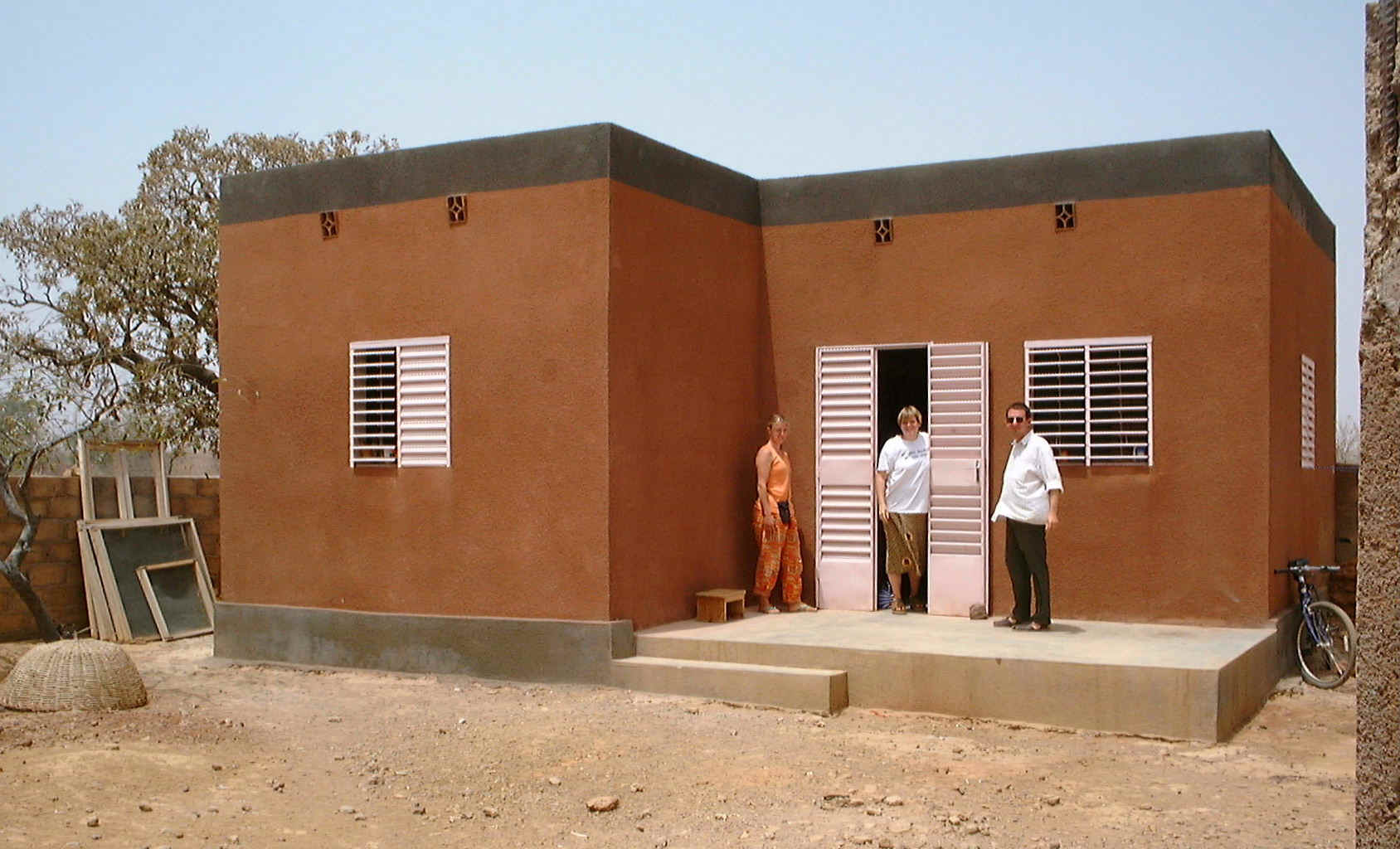 Pcvs Housing In Burkina
